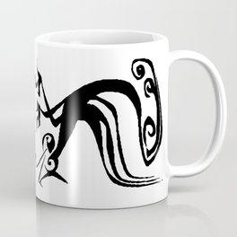 Celtic Dragons Coffee Mug