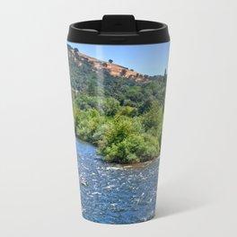 American River III Metal Travel Mug