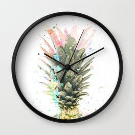 Pinacolada Wall Clock