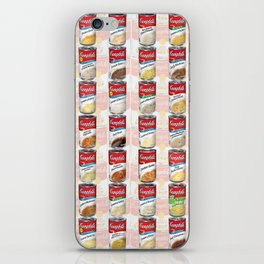 Campbell's Soup iPhone Skin