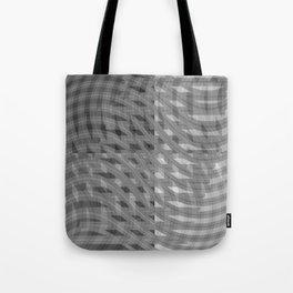 Crazy greylines 2 Tote Bag
