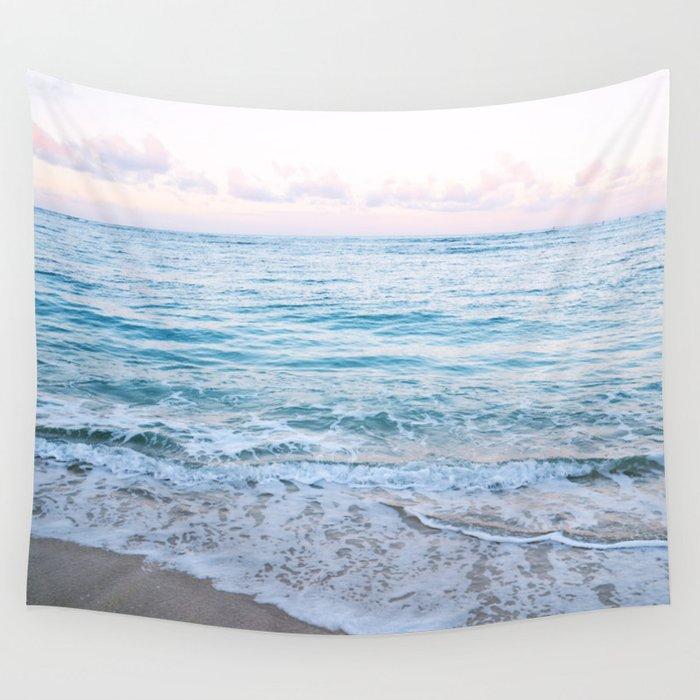 Ocean Wandbehang