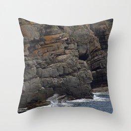 Capo Falcone Throw Pillow