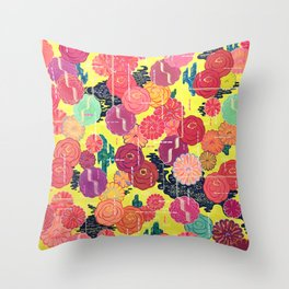 durkheim 01 Throw Pillow