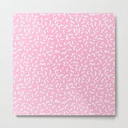 minimal abstract pattern Metal Print