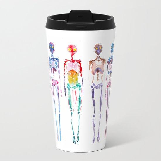 Voodoo Metal Travel Mug