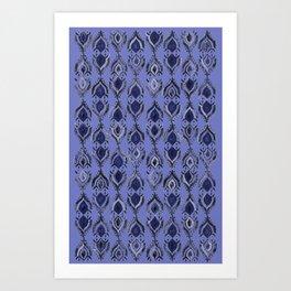 Taj Sprig Art Print