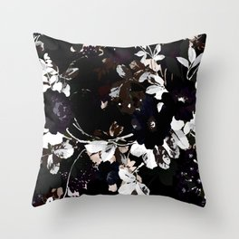 The perfect flowers for me 6 Throw Pillow