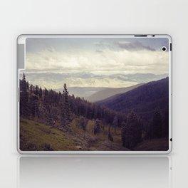 Above The Mountains Laptop & iPad Skin