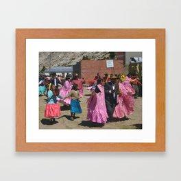 All Spirits Day Framed Art Print