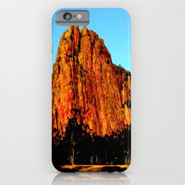 Mt.Arapiles iPhone Case