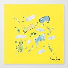 sunday mood Canvas Print