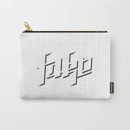 Fake Carry-All Pouch