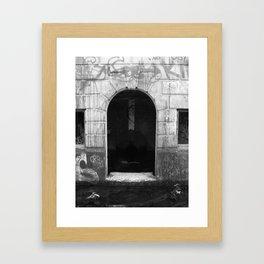 Catacombs 02 Framed Art Print