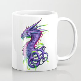 Poison Dragon Coffee Mug