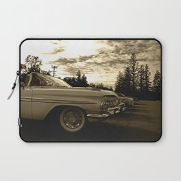 All my friends know the lowrider Laptop Sleeve