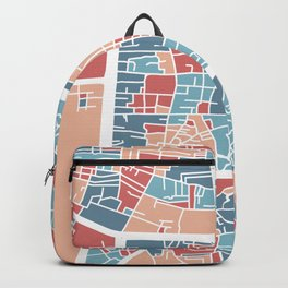 Chiang Mai map Backpack