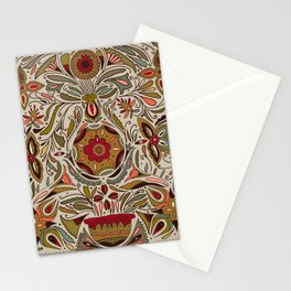 Crocus + Cream Stationery Cards