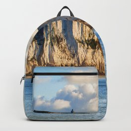Cretaceous rocks of Dover Backpack