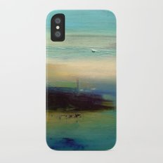 dream of sea iPhone X Slim Case