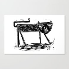 P A N T H E R 1 Canvas Print