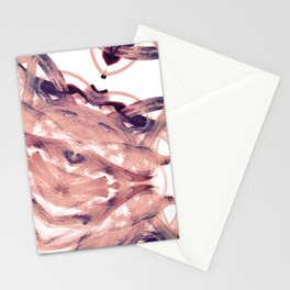 Abstract No 2 Stationery Cards