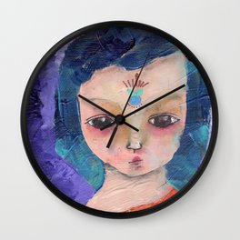 Sybille Wall Clock