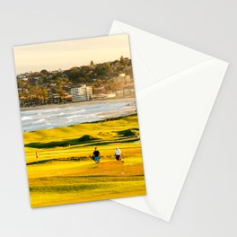 Long Reef Golf Course, Sydney Stationery Cards