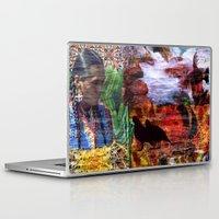southwest Laptop & iPad Skins featuring Southwest by ArtbyJudi