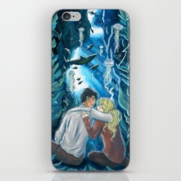 Being Alone With You iPhone Skin