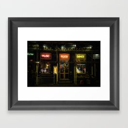 All you need in life Framed Art Print