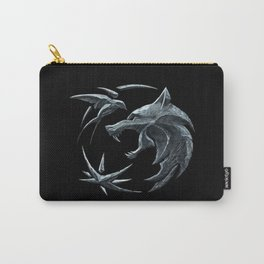 The Witcher Logo Carry-All Pouch