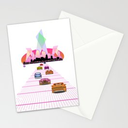 RETRO GAME Stationery Cards