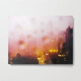 9th Avenue Storm Metal Print