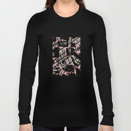 Black Railways Long Sleeve T-shirt