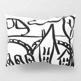 London tube Pillow Sham