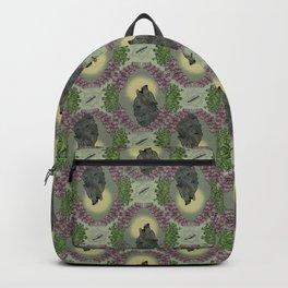 Wolfie-Wolfsbane Backpack