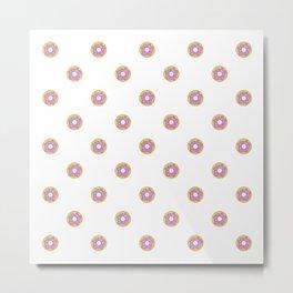 Mmmm.. Donuts Metal Print