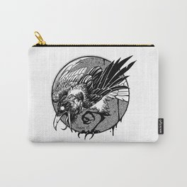 Noisy raven Carry-All Pouch