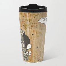 Mais Pequeno Metal Travel Mug