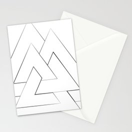 KNOT OF THE VALKYRIES Stationery Cards