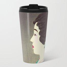 Mushikago - Insect Cage - Japanese Art Travel Mug