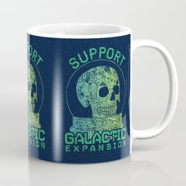 Support Galactic Expansion Coffee Mug