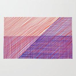 Line Art 3 Rug