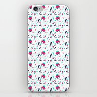 crab iPhone & iPod Skins featuring Crab by Ewelina Gaska