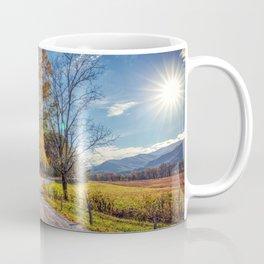 Cades Cove Coffee Mug