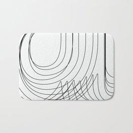 Helvetica Condensed 002 Bath Mat