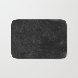 Bandaged in Black Bath Mat