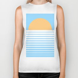 Tropical Sun Biker Tank