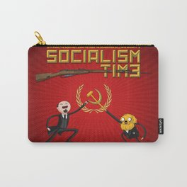 Socialism Time Carry-All Pouch